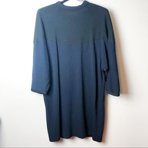 Vintage Yeohlee 100% Wool Shift Dress